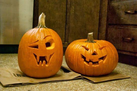 Cool Pumpkin Carving Ideas Holiday Stuff Pinterest