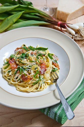 Ramp Carbonara | Recipe