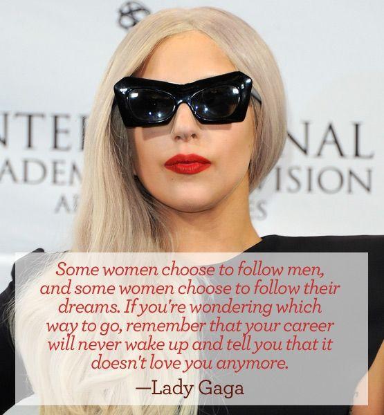 lady gaga quotes career - photo #8