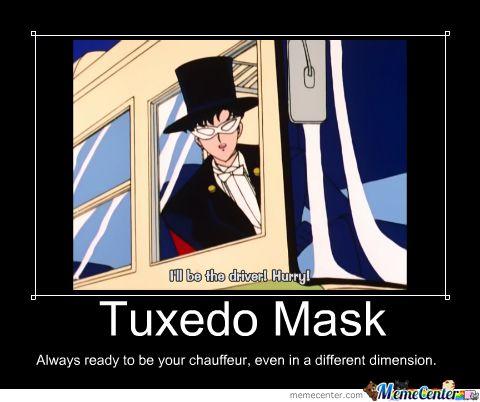lol Tuxedo Mask   Sailor Moon   Pinterest