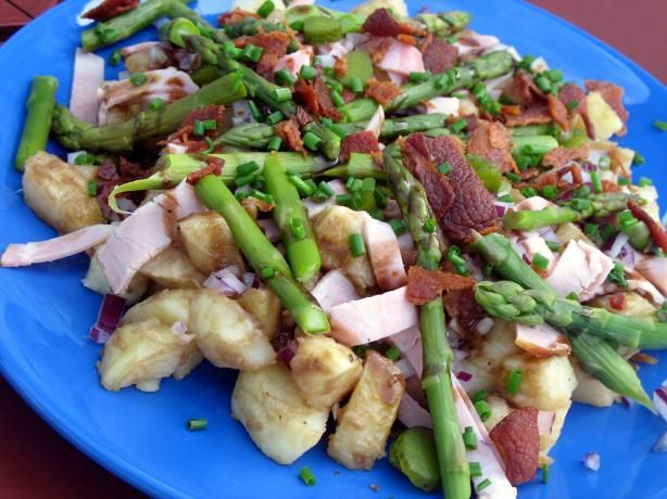 Potato Salad With Sherry Mustard Vinaigrette Recipes — Dishmaps