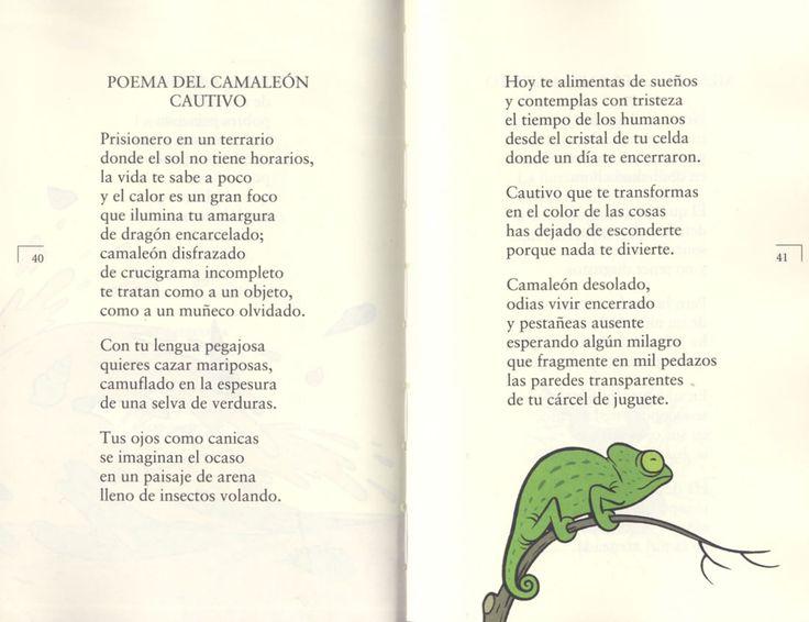 Poemas En Espanol Para Ninos Cortos