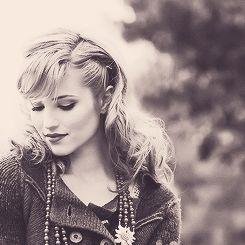 She is so pretty :)