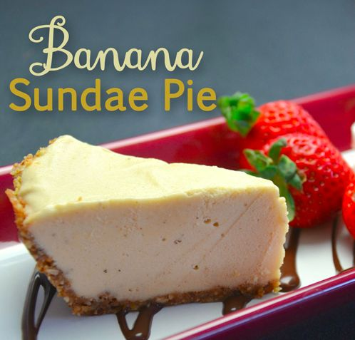 ... leave you feeling guilty this is it enjoy this pie # pie # banana