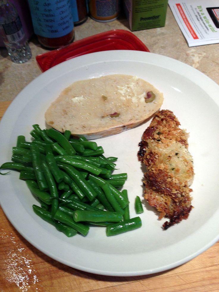 Crispy Parmesan Chicken | Recipes | Pinterest