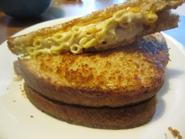 ... Network Monthly Cookalong: Croque Monsieur Macaroni Grilled Cheese