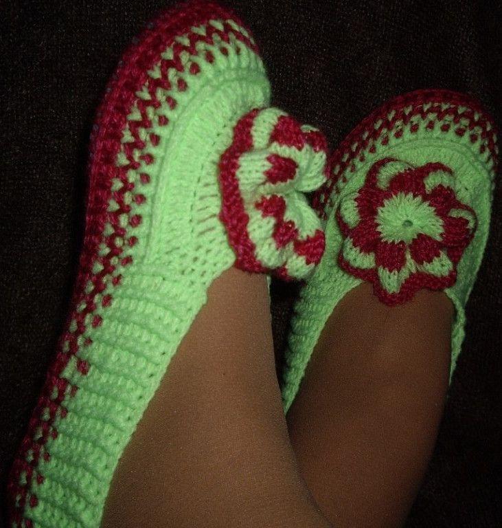 Вязание следков с носка мастер класс