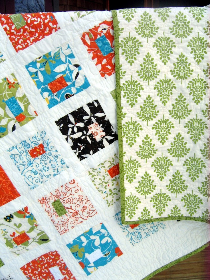 Easy Quilt Patterns With Layer Cakes : QUILT PATTERN PDF.... Easy...one layer cake, Heaven s Door
