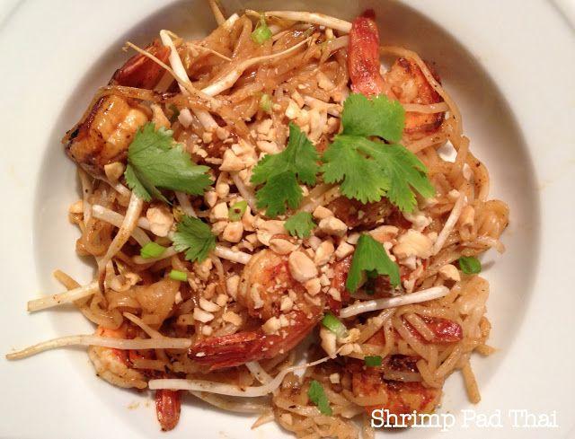 sadie + stella: Shrimp Pad Thai. Fairly quick and easy. The sriracha ...