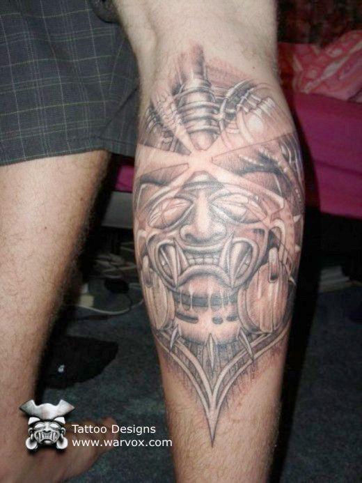 The gallery for aztec jaguar warriors for Jaguar warrior tattoo