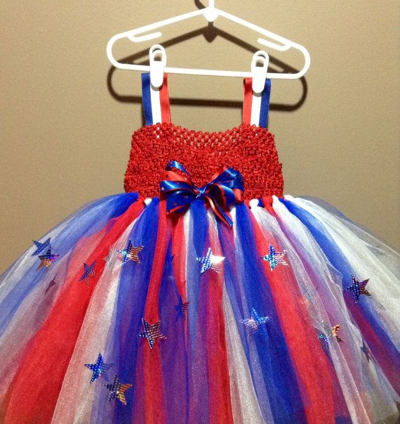 4th of july tutu dresses
