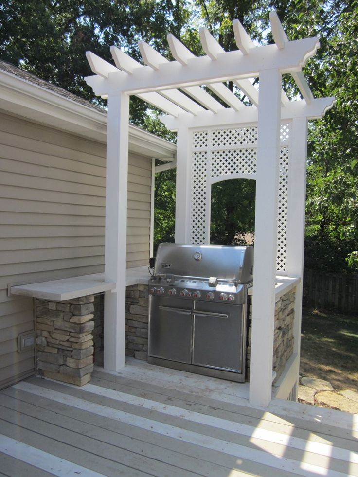 The Ultimate Outdoor Grilling Station Wae 39 S Grilling Area