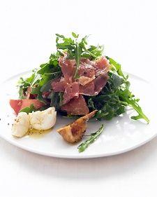 Prosciutto, Fig, and Mozzarella Salad | Recipes - Salads/Sandwiches ...