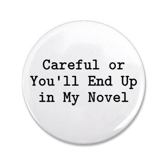 A writer's revenge :)