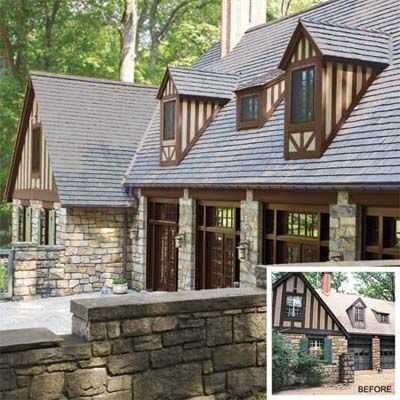 From Carriage House To Cozy Home