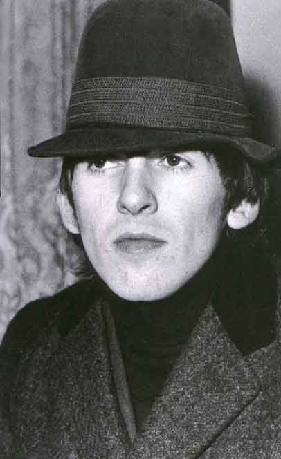 mr. cool george harrison | George Harrison, my favorite Beatle! | Pin ...