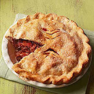 Wisconsin Harvest Pie | Recipe