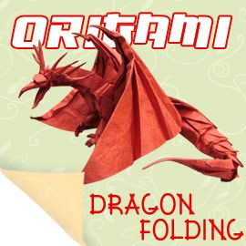 Found on origamihowto comOrigami Dragon Instructions Advanced