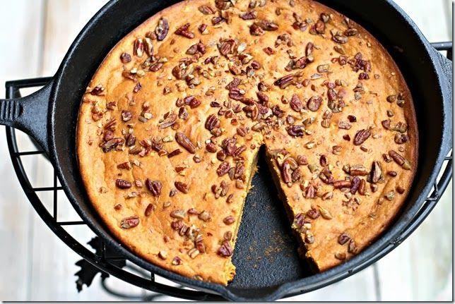Maple Pumpkin Cake | Sweet | Pinterest