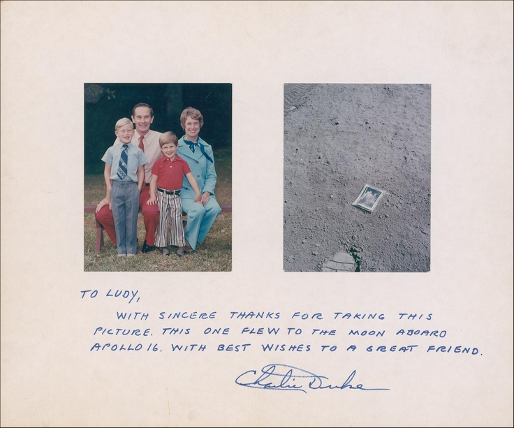 astronaut charles duke family - photo #10