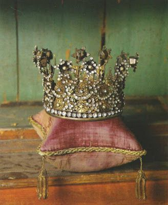 crown...............mine Is invisible :)