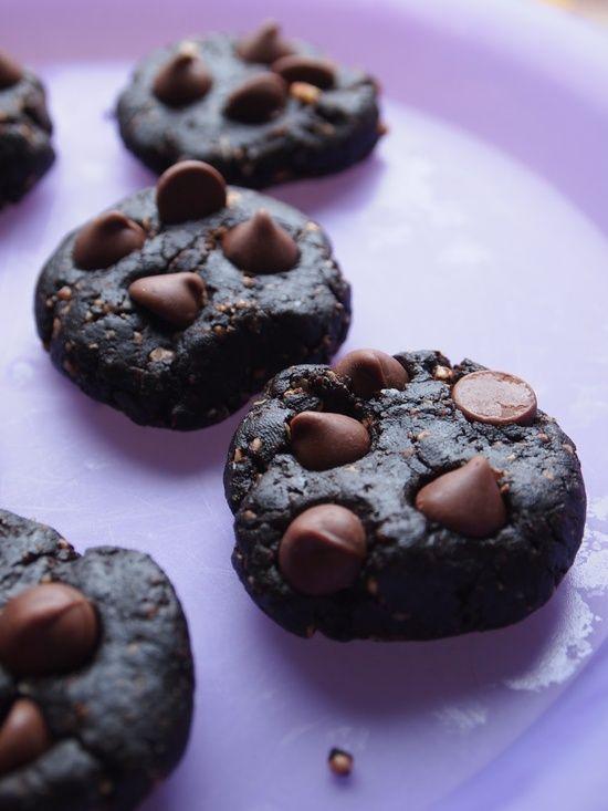 Peanut Butter Chocolate Fudge Cookies | Yum Desserts | Pinterest