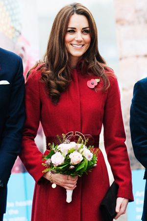 Kate Middleton. I love her hair, skin, make up, clothes, shoes, hats..everything.
