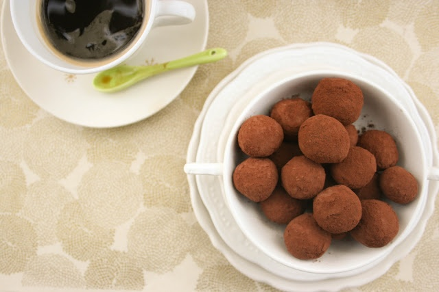Balsamic Chocolate Truffle | Sweets Galore!!! | Pinterest