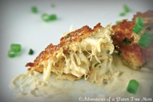 Grain-free crab cakes | Gluten free | Pinterest
