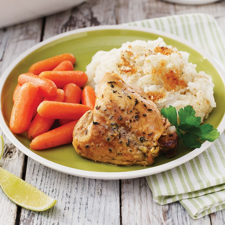 Lime Garlic Chicken | Real Food | Pinterest
