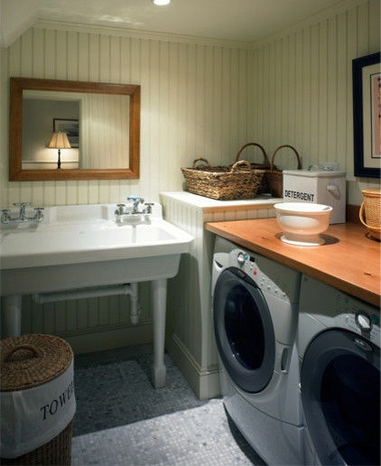 Dream laundry room. Might as well dream, that is where I spend most of ...
