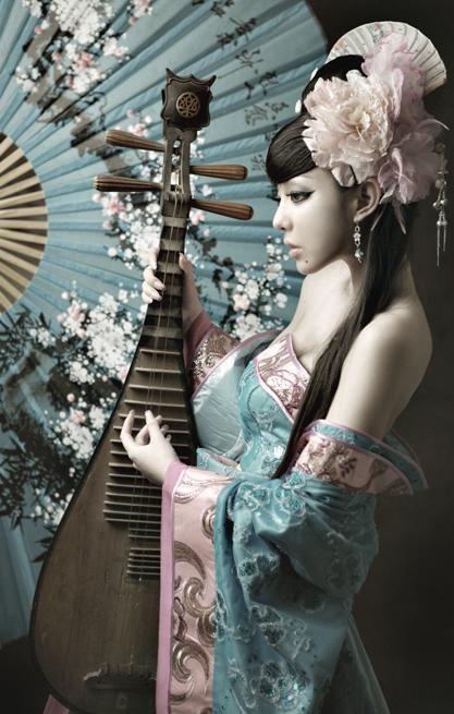 silence geisha