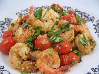 Pan Seared Shrimp | Seafood | Pinterest
