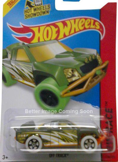 Off Track Hot Wheels 2014 Treasure Hunt - HWtreasure.com