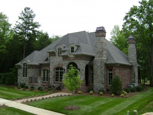 French Country Style Home This Is Kind Of What I Want My First House