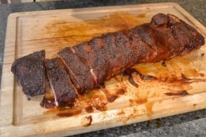 Barbecue Competition Style Ribs | grilln and chilln | Pinterest