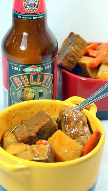 Irish Beef Stew with Porter Beer The BEST of Winter when all the ...