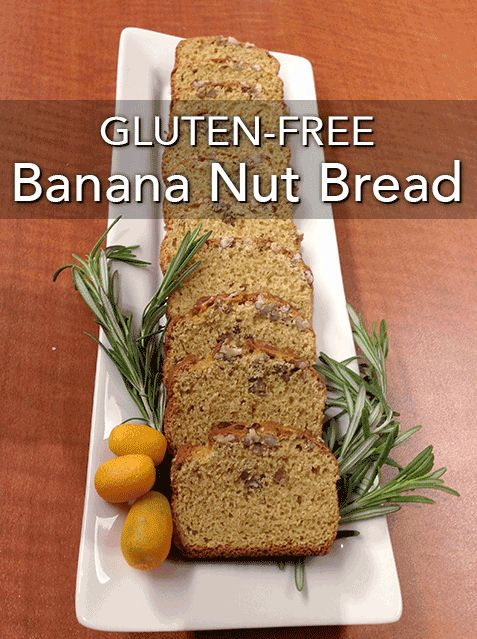 Gluten-free banana nut bread | Lunds and Byerly's Blog