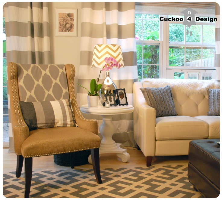 Grey horizontal stripe curtains grey overstock rug grey wool target