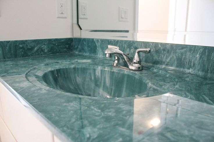 Pin by home interior solutions of nw florida on bathrooms pinterest - White cultured marble countertops ...