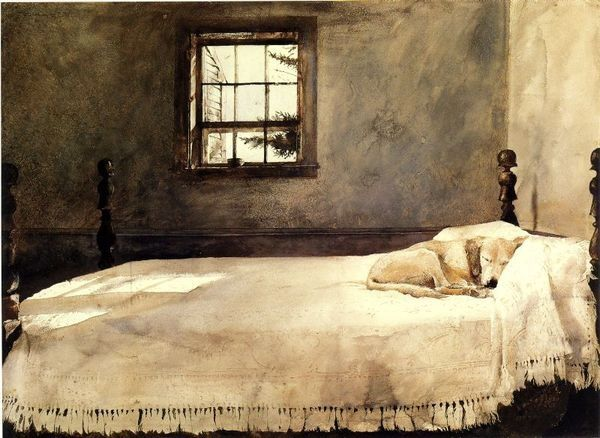 Andrew Wyeth Tra Dna Snoitartsulli Pinterest