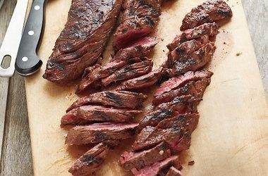 Grilled Marinated Hanger Steak Recipes | Favorite Recipes & food | Pi ...
