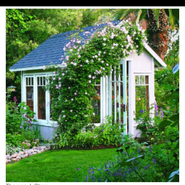 cute garden shed inspirational gardens pinterest