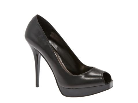 SM Womens Karro Leather Pump