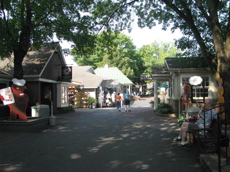 Kitchen Kettle Village Intercourse Pa Pennsylvania Dutch Country
