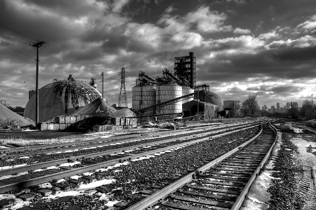 """Tracks Past the Unknown"" – copyright Todd Donery"