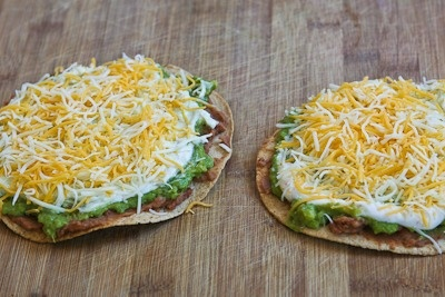 Kalyn's Kitchen: Recipe for Seven-Layer Tostadas