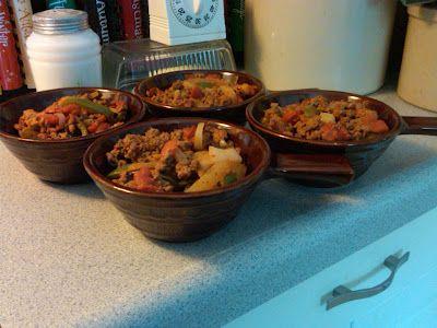 Mom's Texas Hash | Recipes | Pinterest