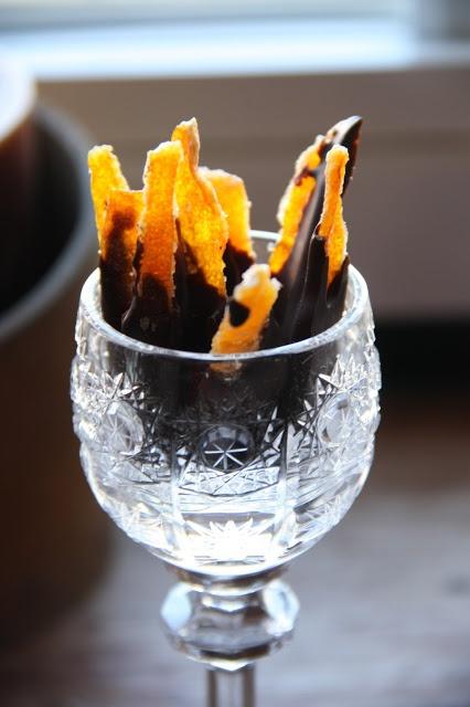 Orangettes | Choco chocolats! | Pinterest