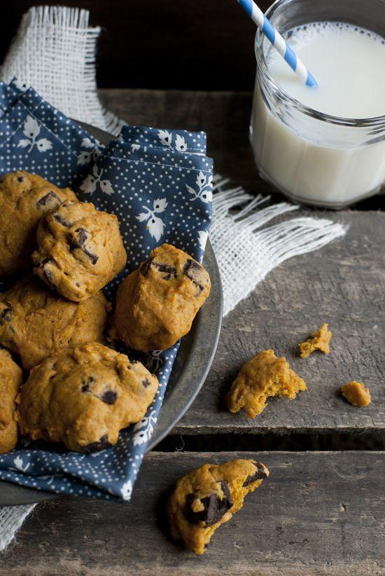Pumpkin Chocolate Chunk Cookie | Recipe